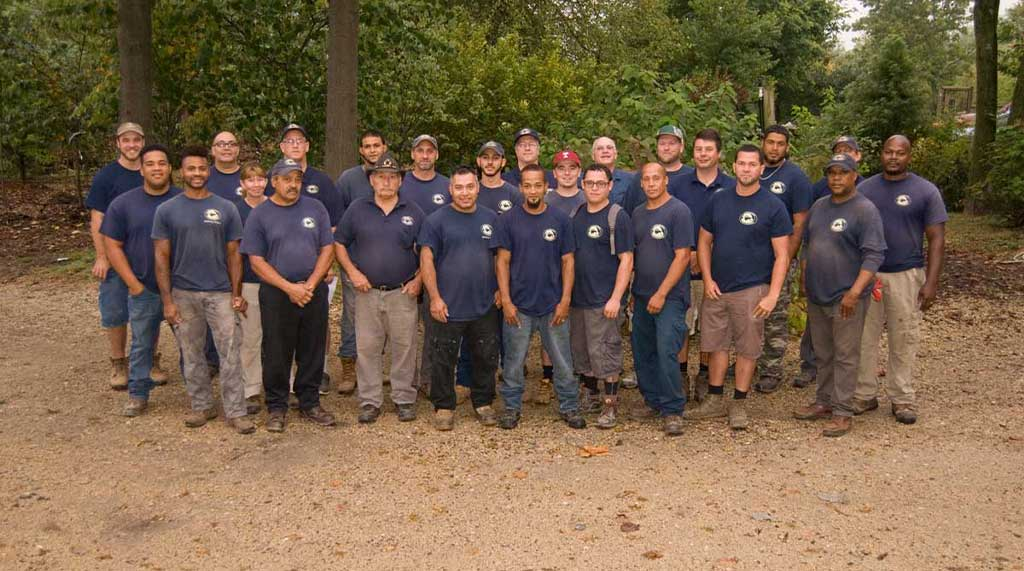 most experienced landscape design team worcester pennsylvania