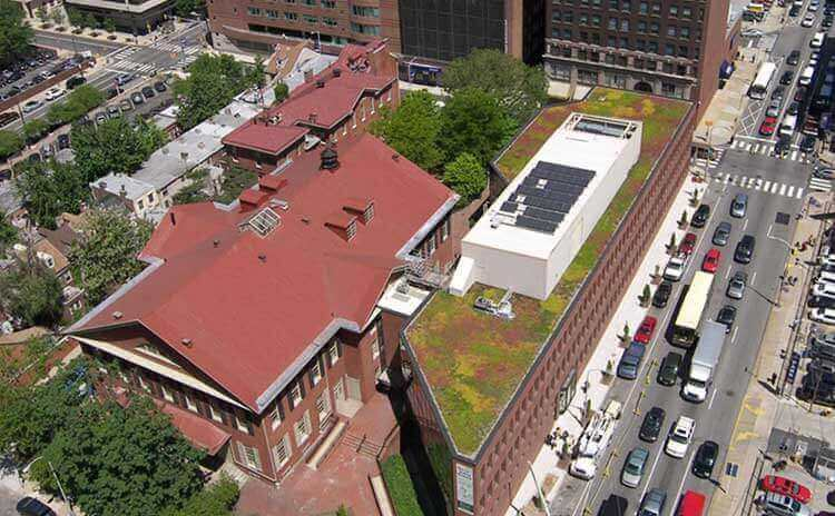 museum green roof architect design firm in worcester pennsylvania 5