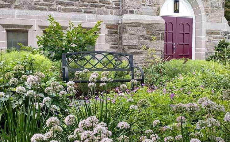 residential native planting design firm in worcester pennsylvania