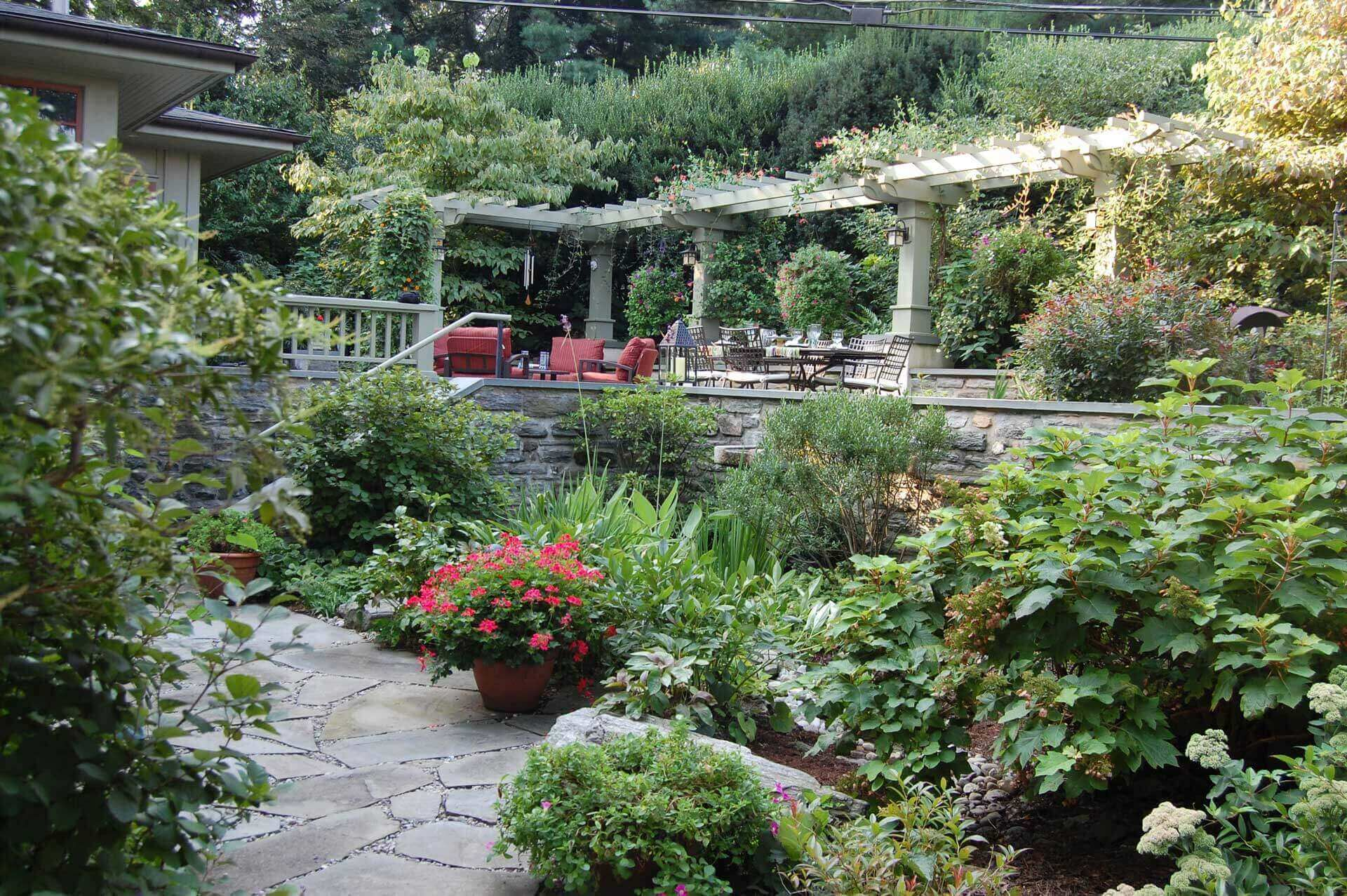 top rated landscape design firm in worcester pennsylvania